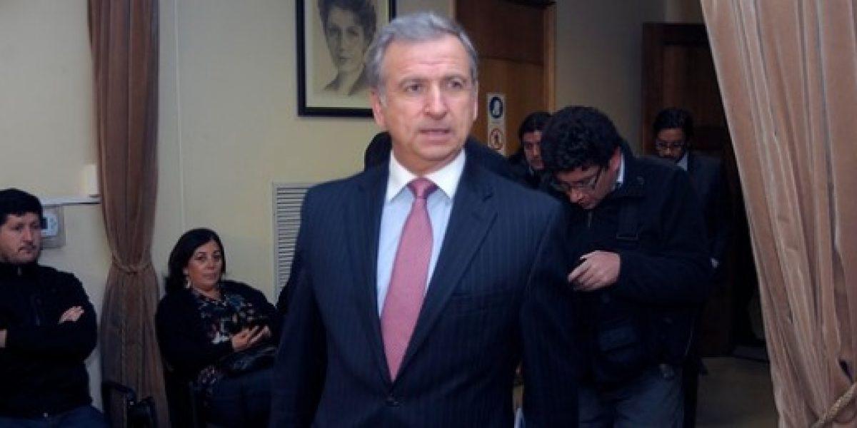 Ministro Felipe Larraín: