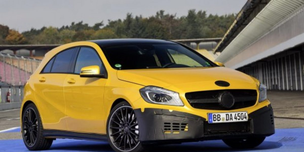 Nuevo Mercedes Benz A45 AMG