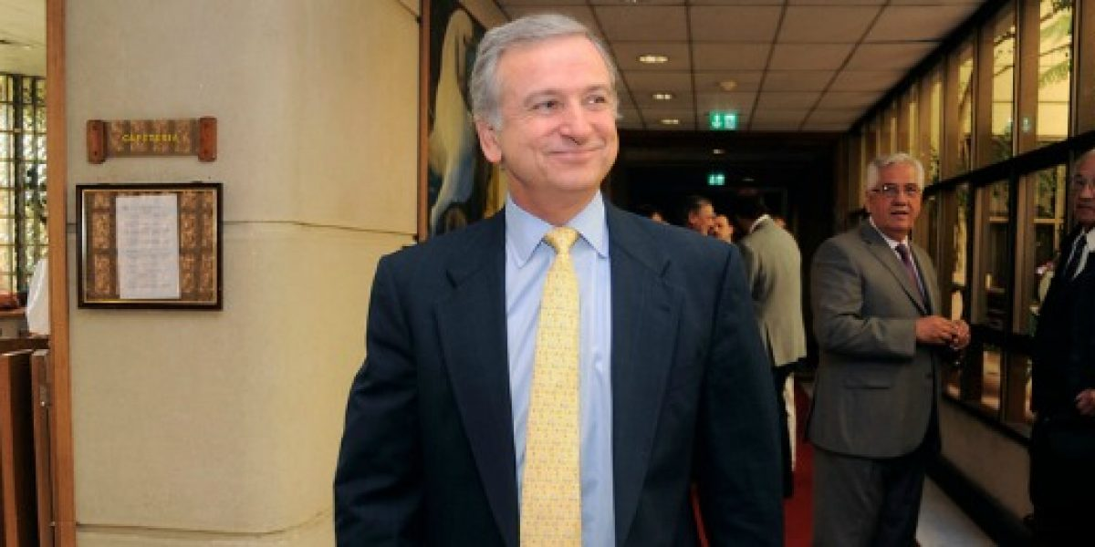 Ministro Larraín participa en cumbre de Ministros de Finanzas del G20