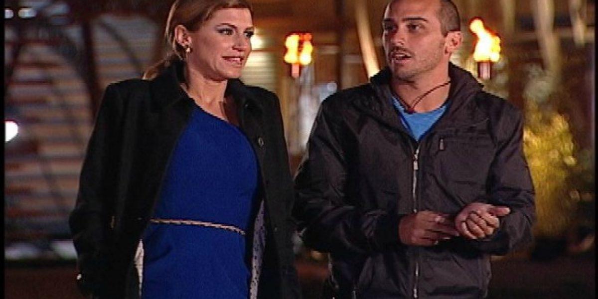 Conflictos entre parejas ponen tenso el ambiente en reality de Canal 13