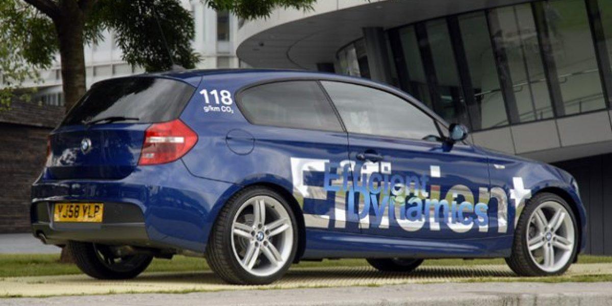 BMW 116d bate récord con un rendimiento de 37 km/L