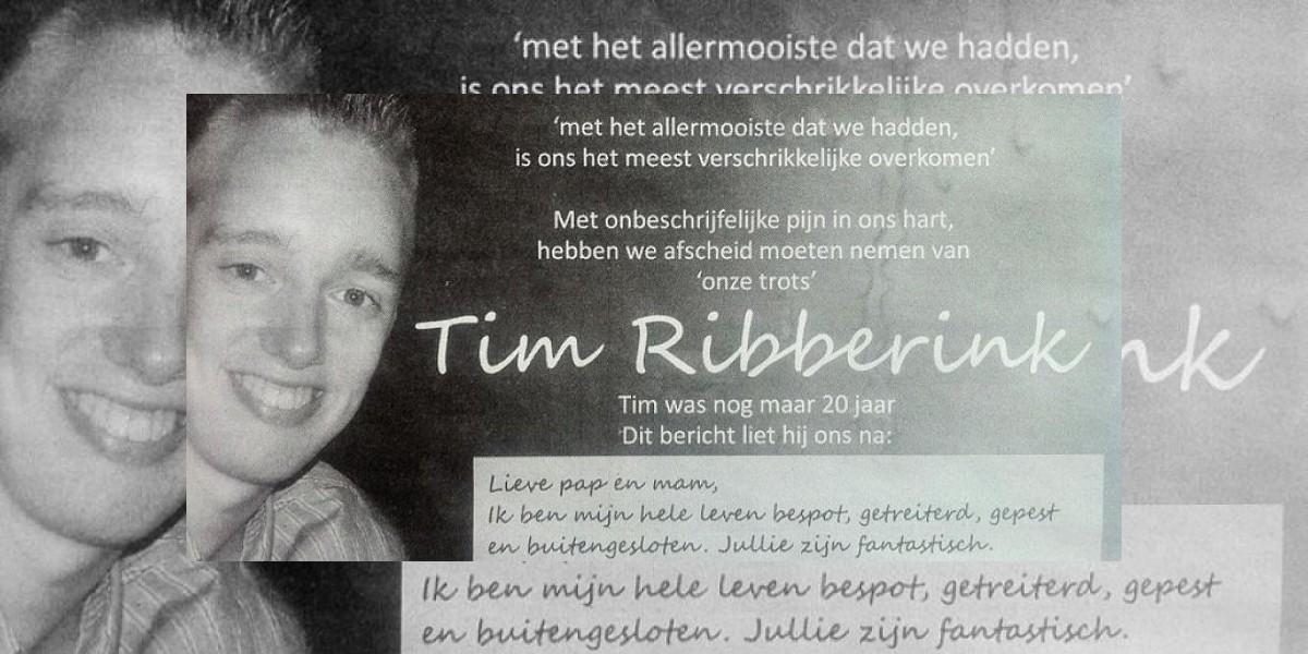 Piden investigar suicidio de joven holandés  por acoso en internet