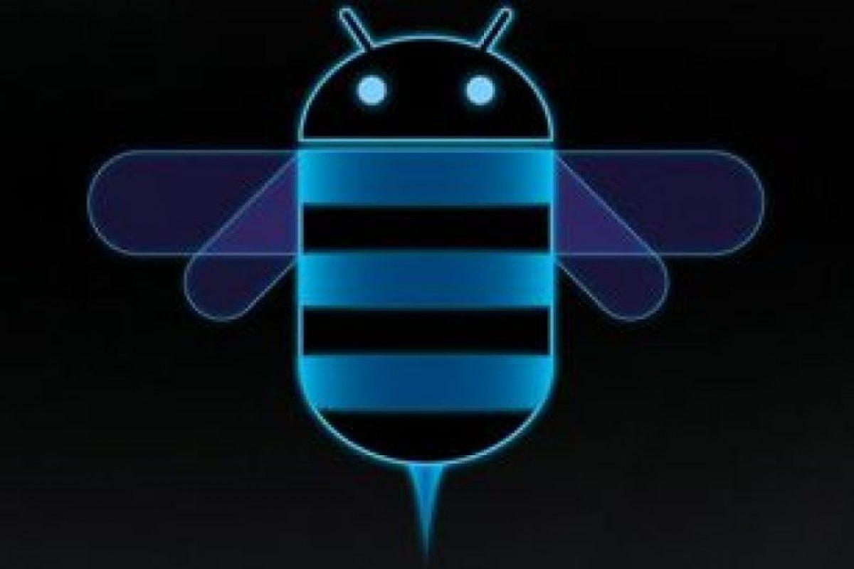 Honeycomb. Versiones 3.0, 3.1 y 3.2. Imagen Por: