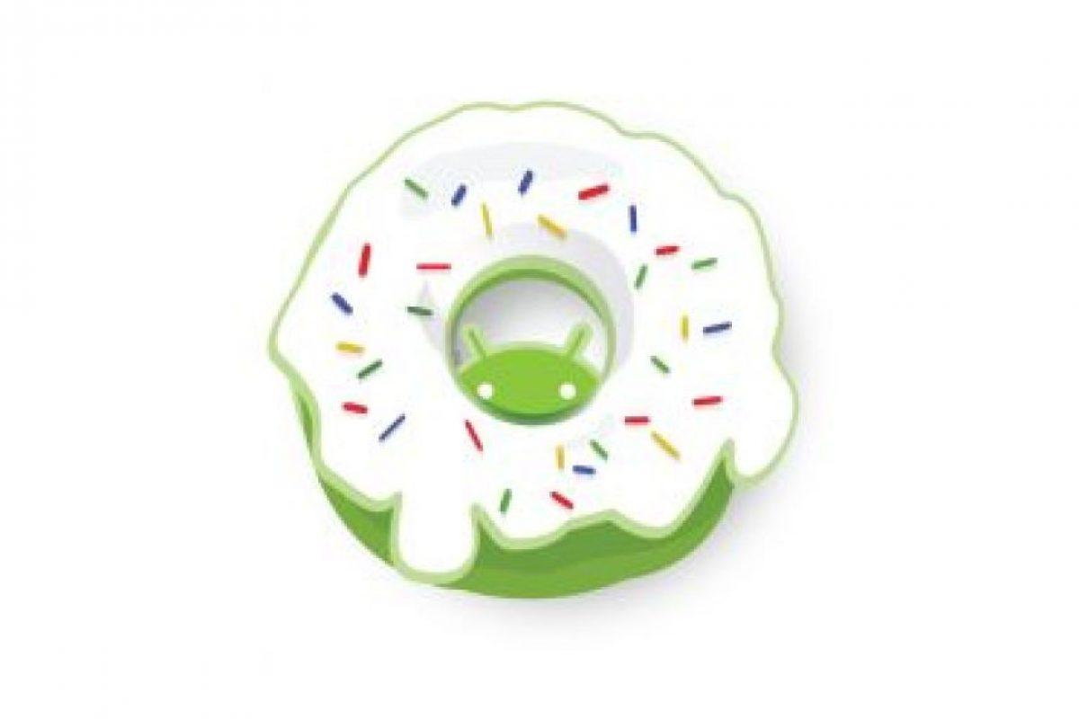 Donut. Versión 1.6. Imagen Por: