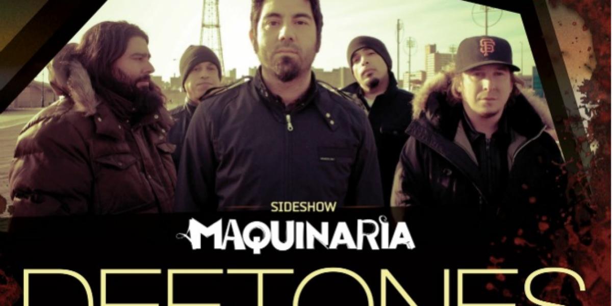 Confirmado: Deftones toca este miércoles en Espacio Broadway