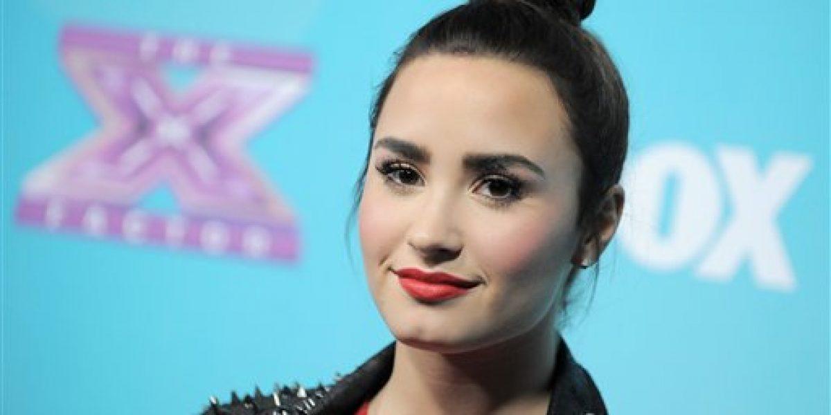 Cambio de look: Demi Lovato deja el rubio y retoma su tono tradicional