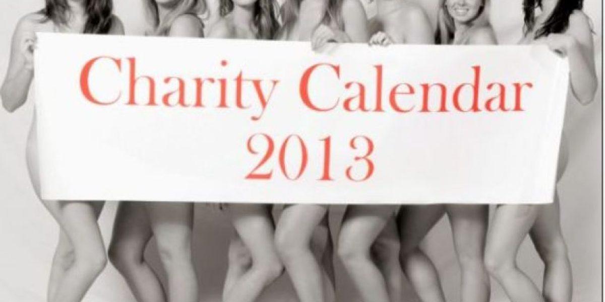 Colegialas se desnudan y hacen calendario por una noble causa