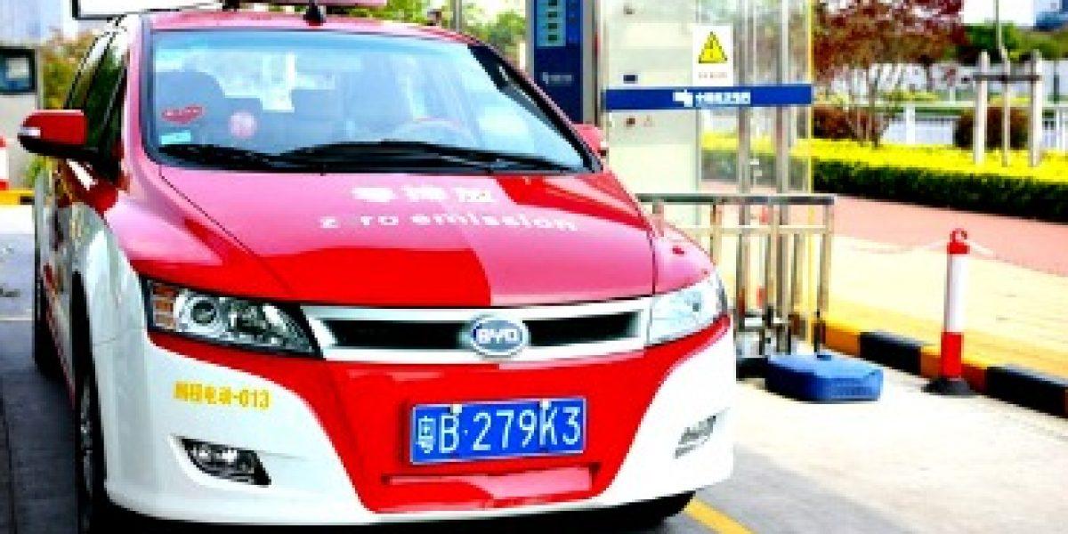 MEDIOAMBIENTE: Londres comenzará a usar taxis eléctricos en 2013