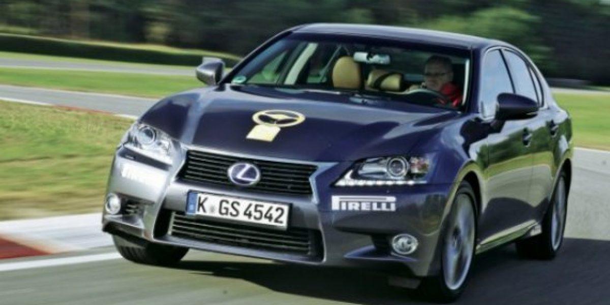 Los mejores autos del 2012 según la prensa española