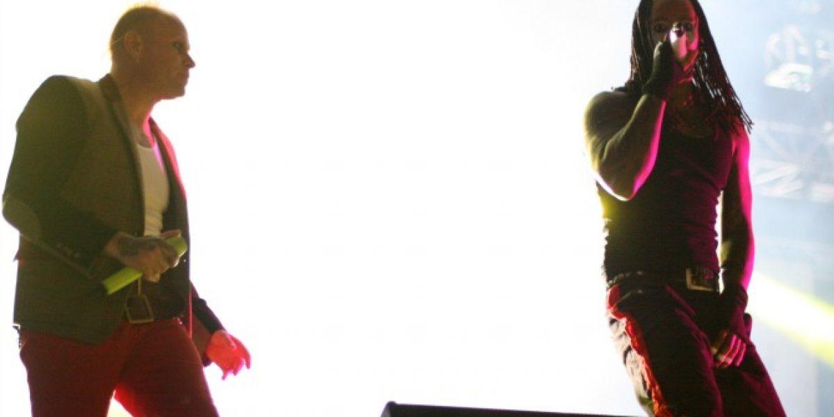 Video: The Prodigy pone el broche de oro en Maquinaria Fest