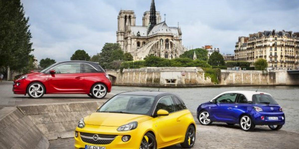 Opel Adam ya tiene fecha de comercialización