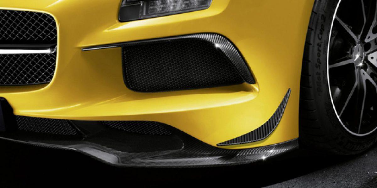 Así es el nuevo SLS AMG Black Series 2014