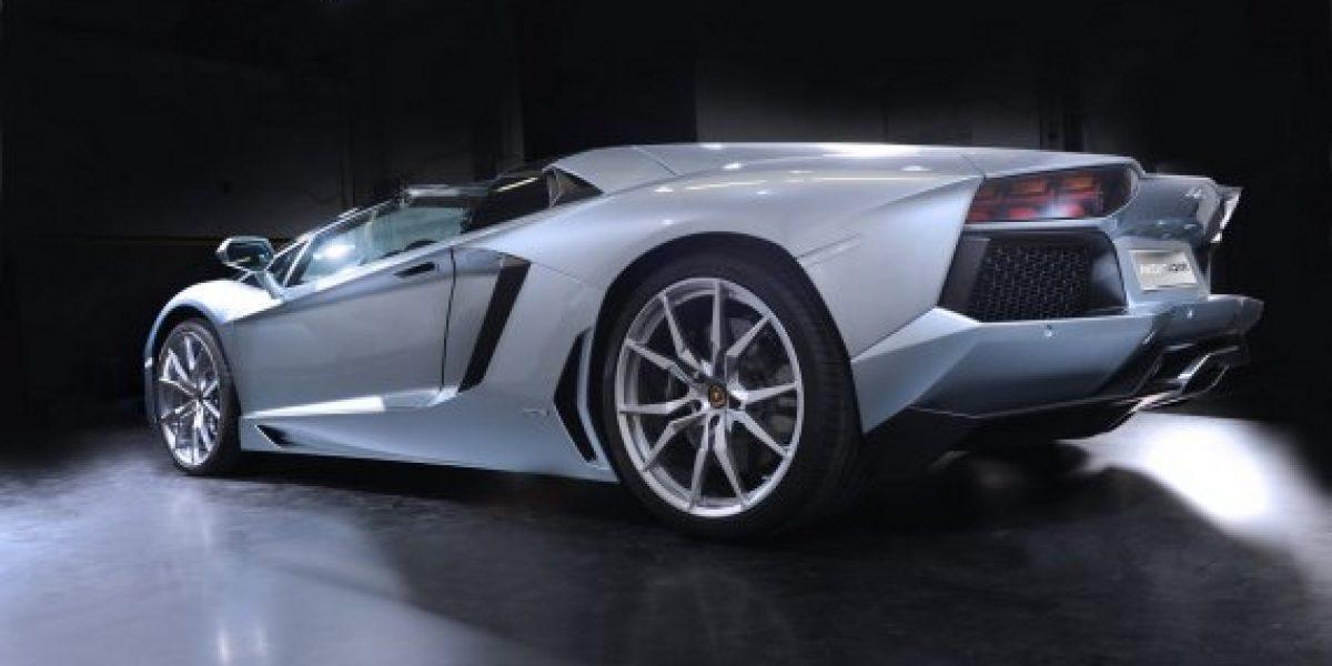 Este es el nuevo Lamborghini Aventator LP700-4 Roadster