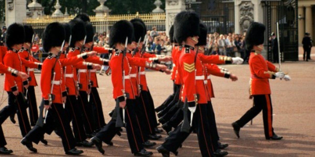 Intruso roba llaves de la Torre de Londres