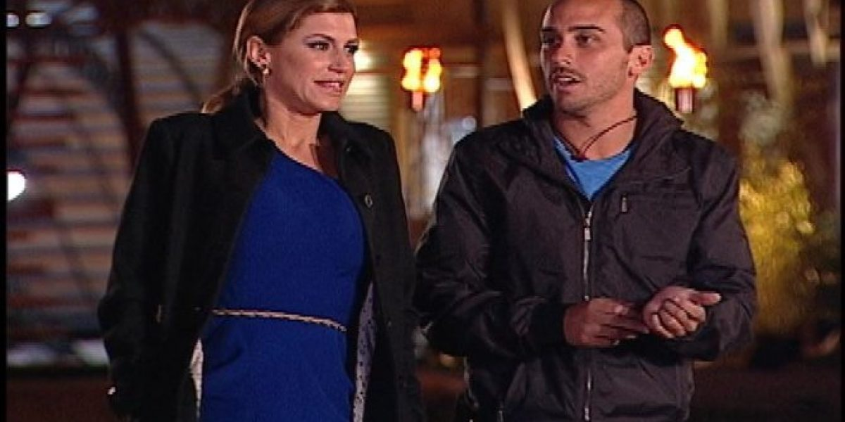 Wilma y Longton tiene fuerte discusión que hace peligrar su relación
