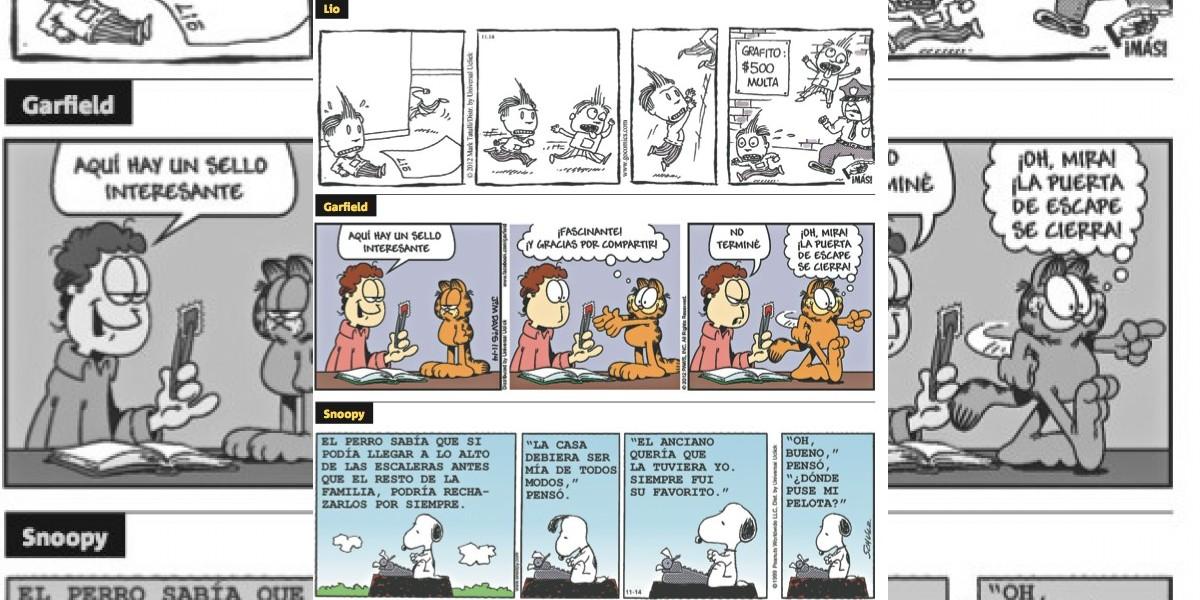 Comic 14/11/2012