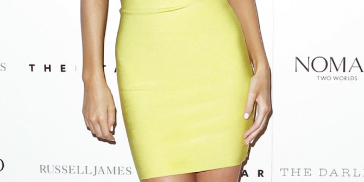Éste es el cuerpo que envidia Kim Kardashian