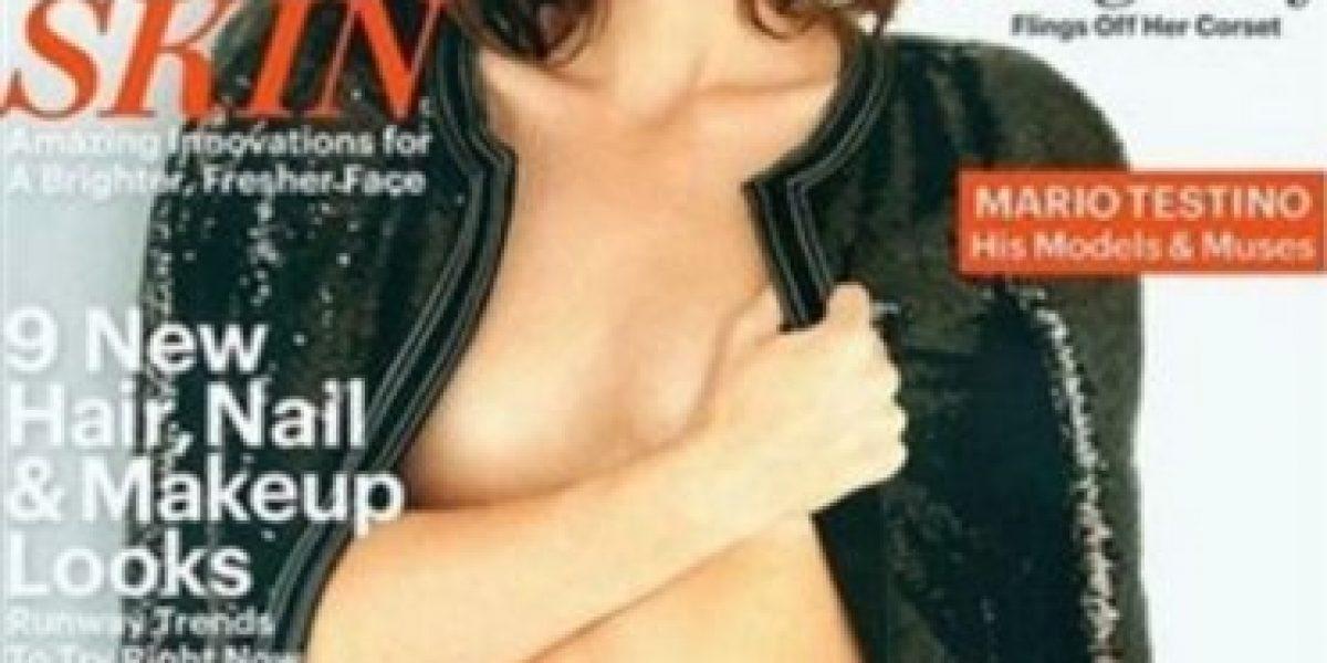 Esta actriz es la nueva víctima del photoshop