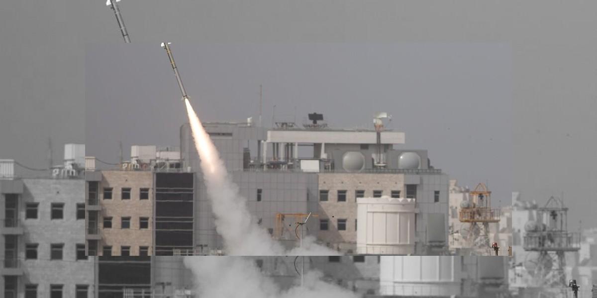 Caos total en Tel Aviv: Primera vez  suenan las alarmas desde la Guerra del Golfo