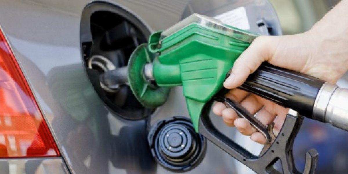 Gasolina de 97 octanos baja 4,6 pesos por litro este jueves