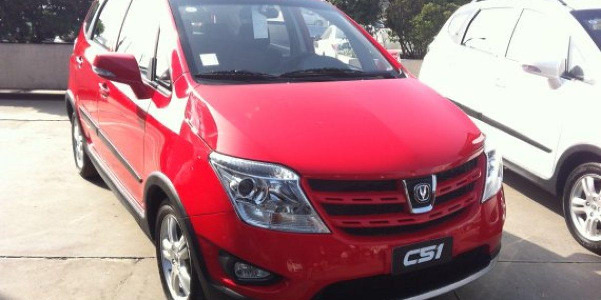 Changan lanzó su más reciente crossover a un precio muy atractivo