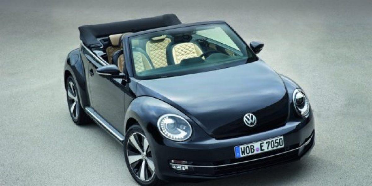 El exclusivo Beetle Coupe y Cabriolet edición especial