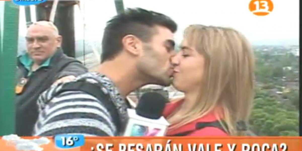 Valeria Ortega y Roca se dan