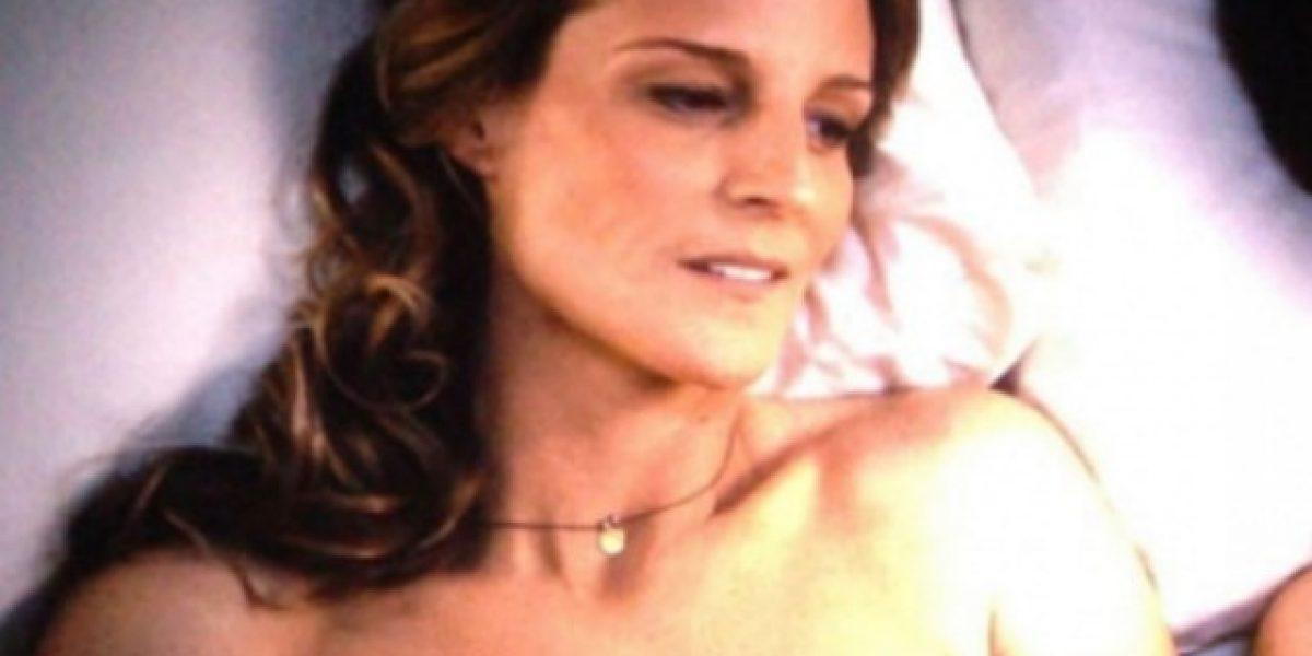 Famosa actriz de Hollywood se destapa con desnudo total a los 49 años