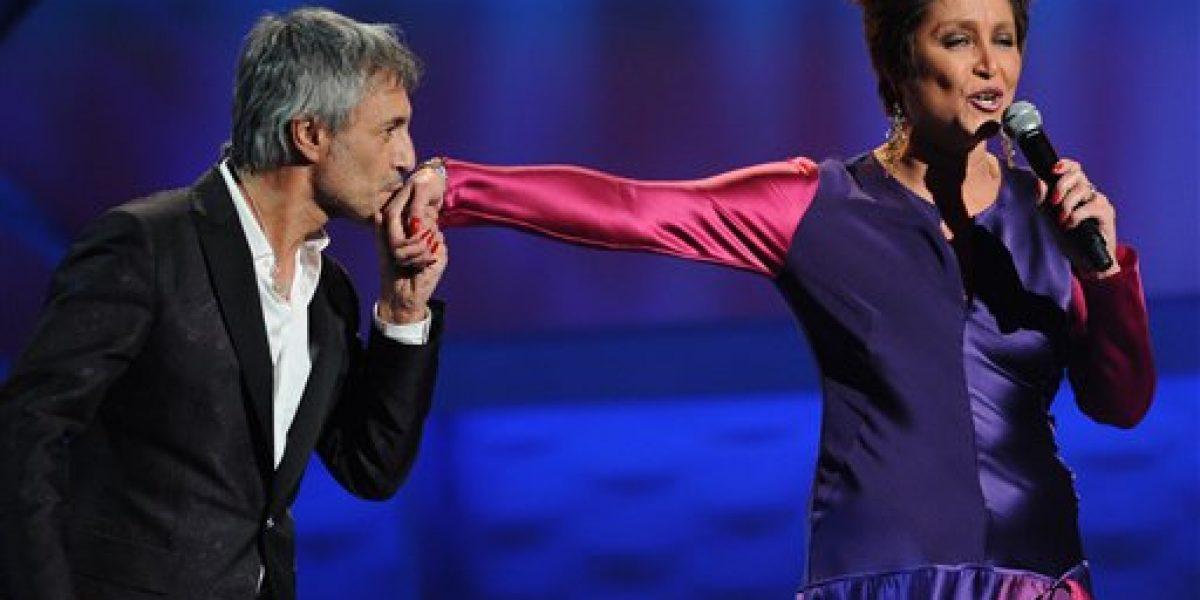 Daniela Romo reaparece en entrega de Grammy Latino donde Jesse & Joy se coronan ganadores