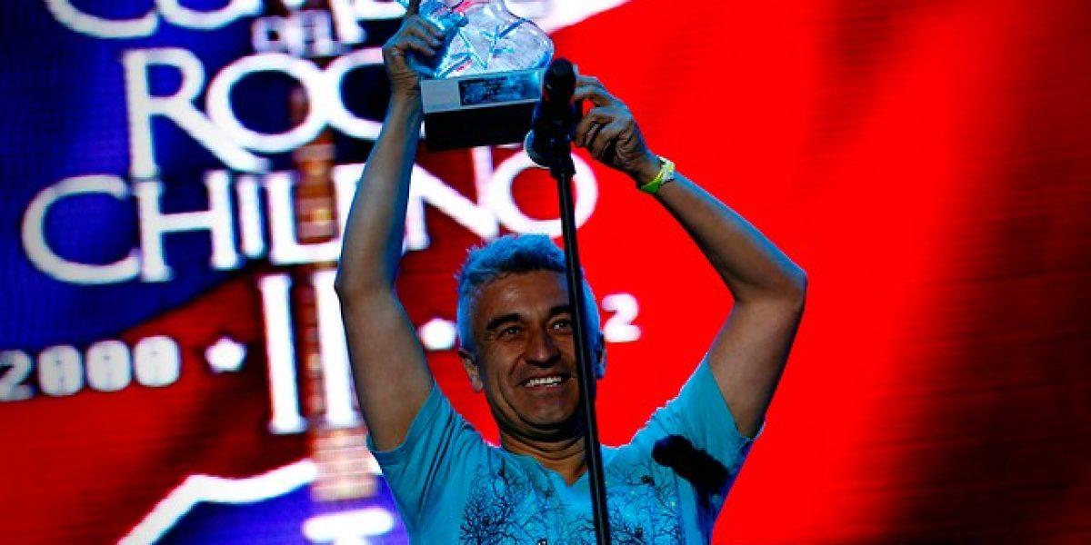 Con homenaje a Jorge González y actuación de Los Bunkers cierra nueva Cumbre del Rock Chileno