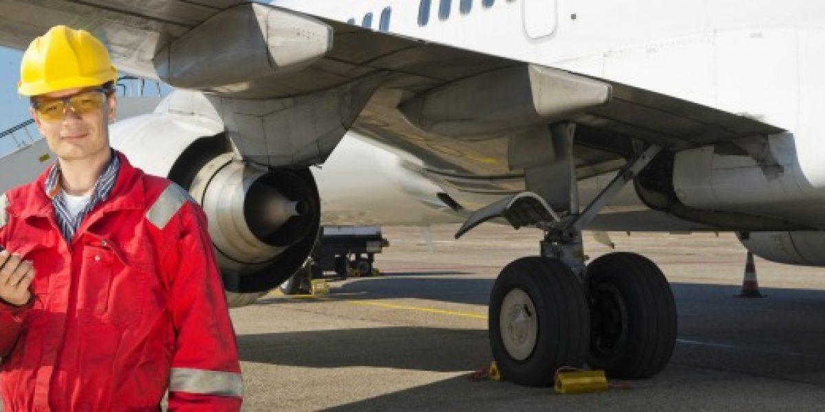 Aumenta demanda de trabajadores en servicios aéreos