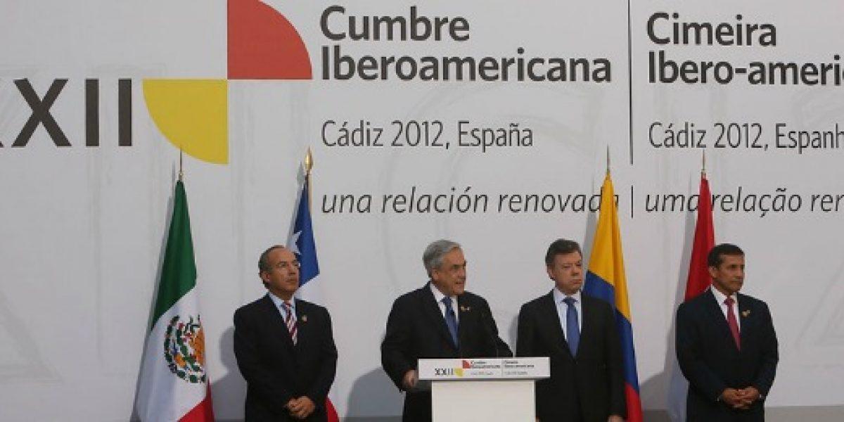 Chile asume compromiso transformar América Latina en continente desarrollado