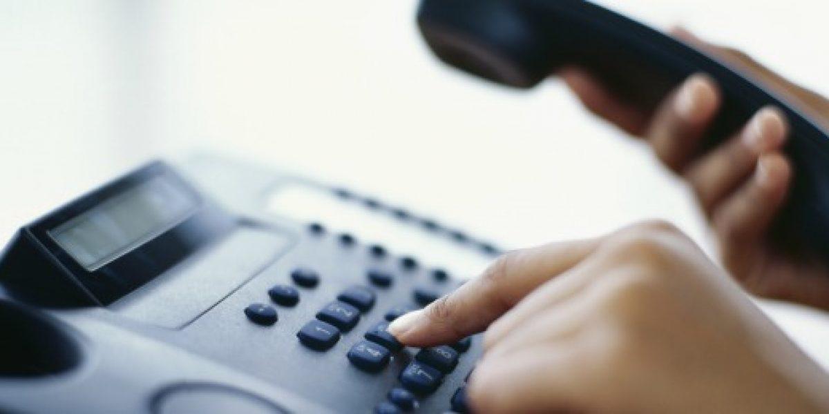 Desde el viernes a medianoche se deberá anteponer el 2 a números de telefonía fija