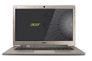 Foto:Acer S3 Champagne / Windows 8 /Precio Ref.: $394.990.. Imagen Por: