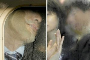 Lo usan 11 millones de personas por día. En el libro Tokyo Compression, un fotógrafo documentó cómo viajan los pasajeros del transporte más denso del planeta. Foto:Michael Wolf. Imagen Por: