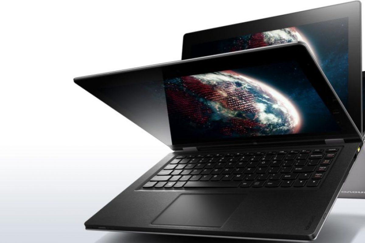 Foto:Lenovo IdeaPad-Yoga Convertible /Windows 8 original, Windows 8 Pro original / Precio REf.: $799.990. Imagen Por: