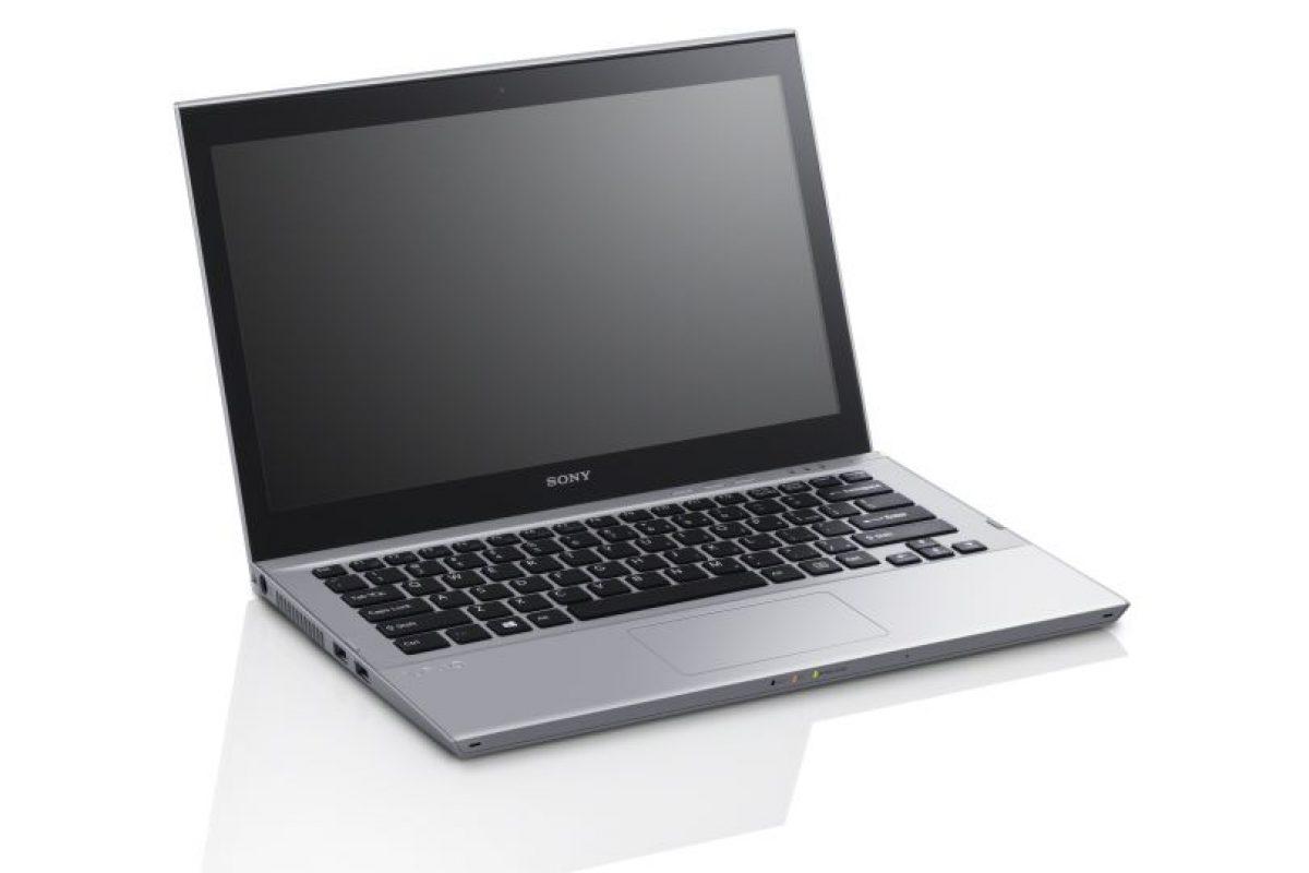 Foto:Sony svt 13125 /Windows 8 /Pantalla Touch VAIO / Precio Ref.: $649.000.-. Imagen Por: