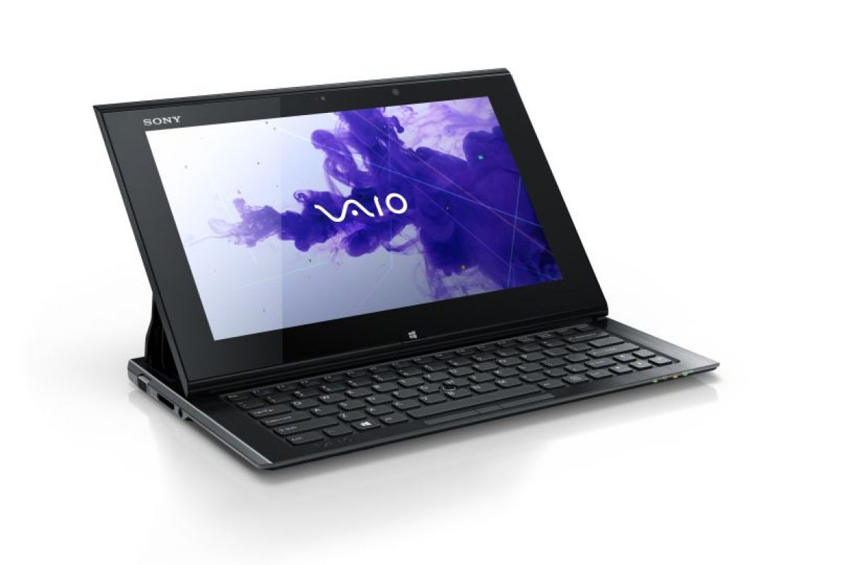 Foto:Sony Vaio Duo 11 /Windows 8 /Pantalla Touch VAIO Plus / Precio Ref.: $949.000. Imagen Por: