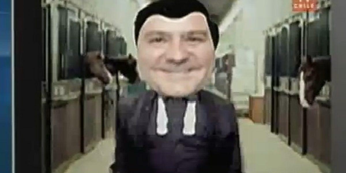 BDAT: Mauricio Bustamante se transforma en PSY de Gangnam Style