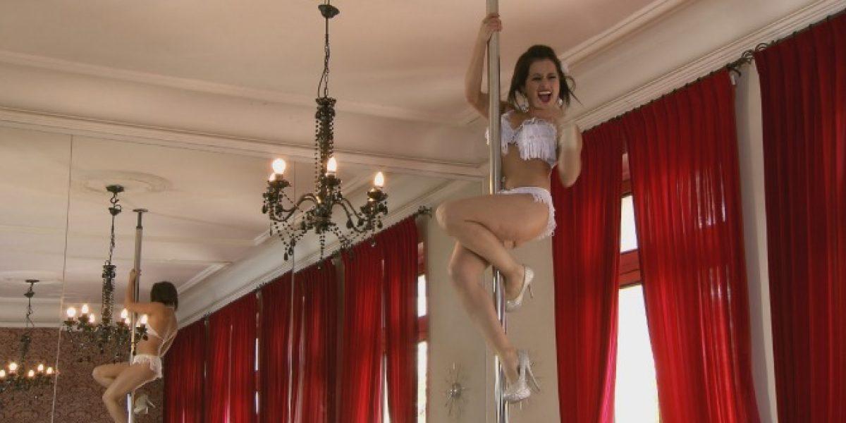 Cabaret Burlesque: Emilie prepara a las chicas para su destape