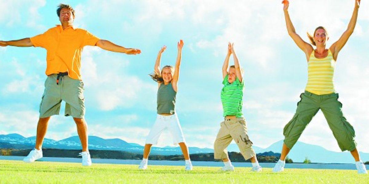 Virtudes de la actividad física y la vida sana para trabajadores