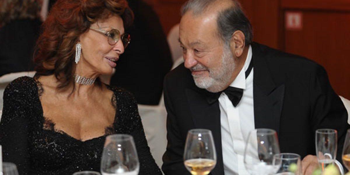¿Sophia Loren conquistó al hombre más rico del mundo?