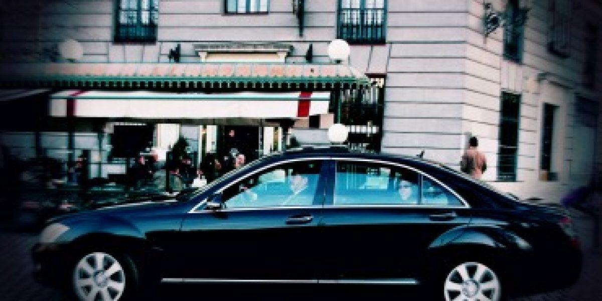 La aplicación que te permite pedir taxis de lujo en Chile