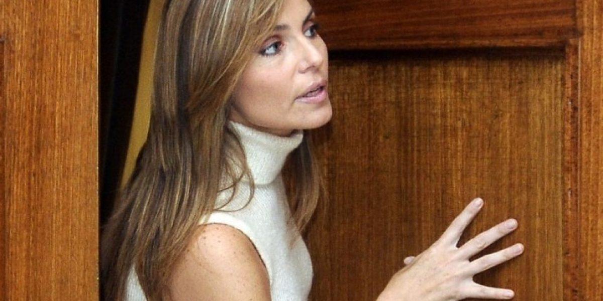 [FOTOS] Las mejores imágenes de Andrea Molina, la nueva vocera de Longueira