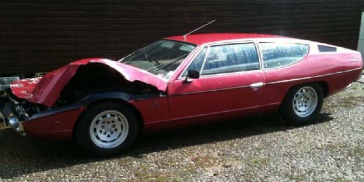 GALERÍA: Accidentes de Lamborghini