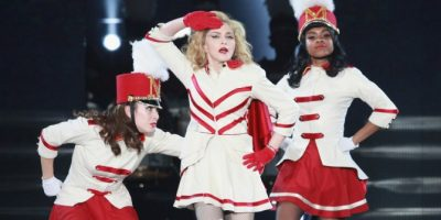 Se acerca a Chile: Madonna reivindica su reinado ante unas 50.000 personas en México