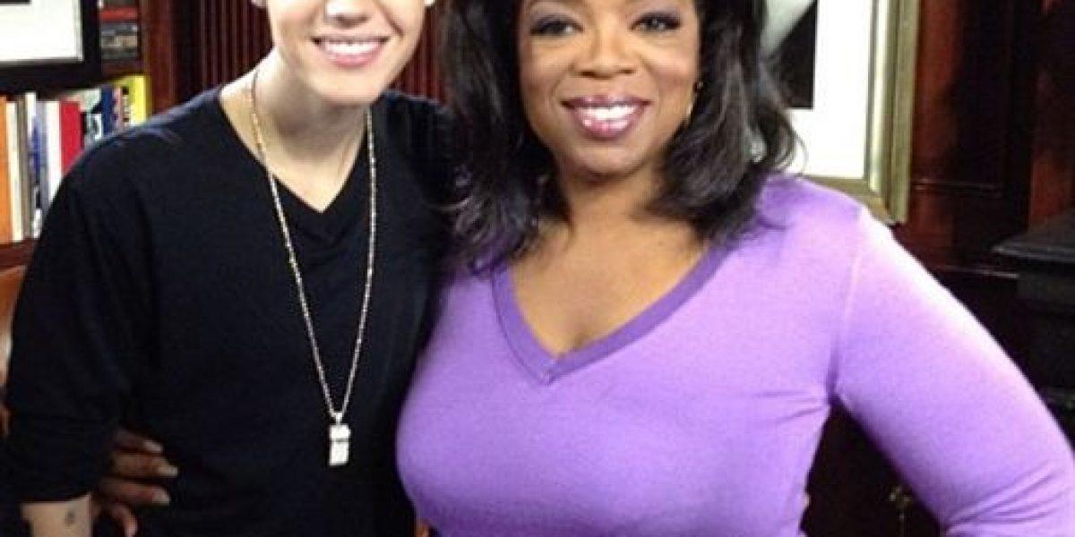 Justin Bieber declara su amor por Selena Gomez en entrevista con Oprah Winfrey