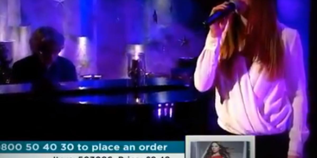 Ex Spice Girls fracasa como solista y debe recurrir a canal de telecompra