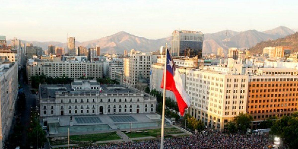 La OCDE prevé que Chile lidere el crecimiento entre los países desarrollados