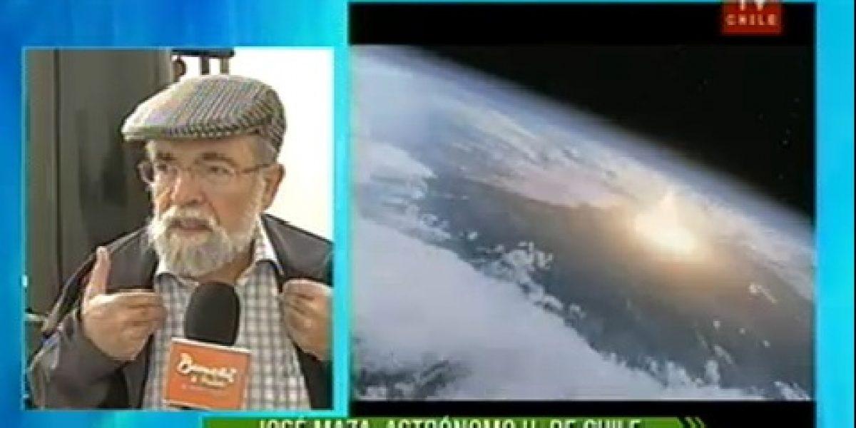 BDAT: Astrónomo desmiente teorías del fin del mundo